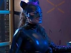 Madelyn Marie nach PVC- Catwoman