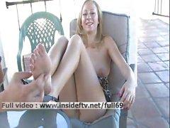 Morgan _ Amateure Busty Babe wird ihrem Pussy von ihrem Freund im gefingert