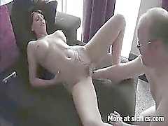 intensiven Orgasmus Faustfick