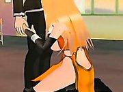 Miranda Senseis Assault Lesson - Best 3D hentai porn world