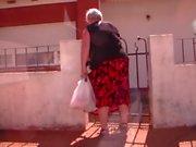 Abuela que se le puede dar