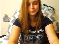 Webcam Striptease