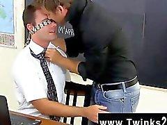 Incredibile ambienti gay Dopo il banchettare per l'uomo