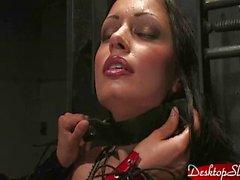 Aria Giovanni und der Isis Liebe-Wasser- Fesselspiele Abs