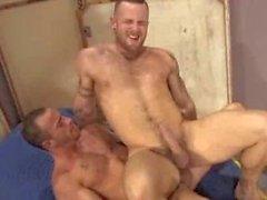 Ben Brown and Steve di Vex