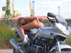 FuckDrive : Crazy Biker Girl
