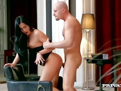 Ana Rose Is Dominated During Kinky Sex With A