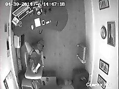 Mastrubate при работе ( скрытой камеры )