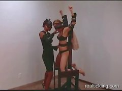 Tickling Torture Girls