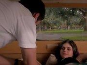 Alexandra Daddario movie scenes