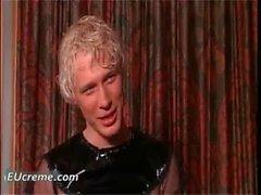 Eccezionale dell'orgia gay con un sacco di cazzo omosessuale video di