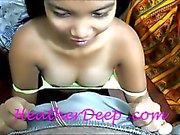 Kanerva Deep nälkäinen syövät cum sen jälkeen käyttää heatherdeep