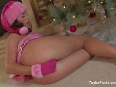Taylor Vixen Christmas Solo