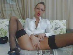 sexy secretary MiaMaxxx part 2