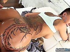 Bella Bellz Eats That Dick N Her Ass Well