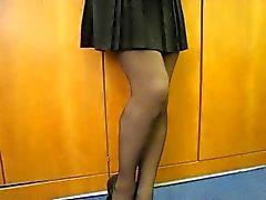 Mostrar meia-calça no Gabinete