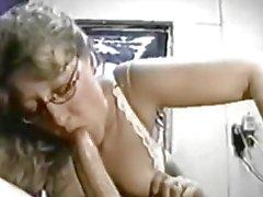 Sucking His Cock