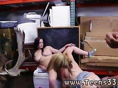 Del carli los bancos blowjob primera vez que las lesbianas empeñar sus asnos !