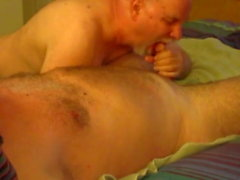 Playtime Avec mon Str8 Bud. Sucer, Cock Sit, Suck And Nut.