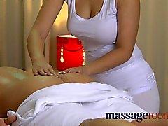 Massage rummen Naturlig big tits massören specialtjänst