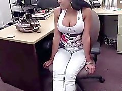 Latina wants to do everything for cash