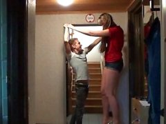 Girl sex with short guy tall Tall Girl