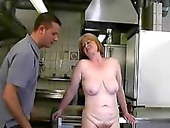 Extreme sex with horny mom Trena from kinkyandlonelycom