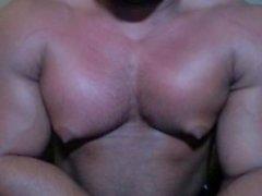 Bodybuilder Milk