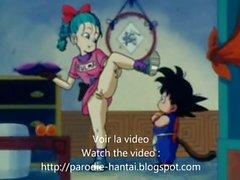 Dragon Ball Naruto Hentai -