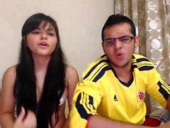 Hottest Latin 19yo Teen Webcam Girl