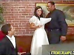 Gehörnte auf meinem Wedding Day 1