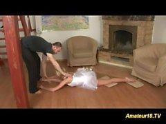 könsbestämma med Flexi ballerinaen teen