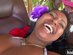 nasty girl has fun with sex toys feature