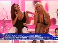 Krystal Webb & Minne Tages Drossel TV September 2010