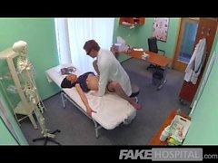 FakeHospital - No health insurance fuck
