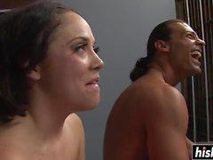 Seksi hatun uzun bir aletim sever