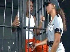 Черного набивочная в одной из тюрем