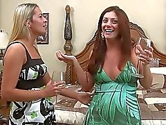Alicia Silver And Elexis Monroe Enjoy Each Other