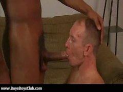 Großen muskulöse schwarz Homosexuell Jungen demütigen weiße twinks Sex zehn