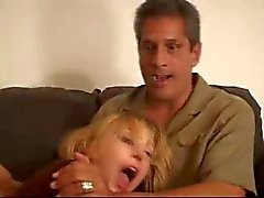 Dad Fucks The Babysitter...F70