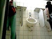 divertido toilet publico