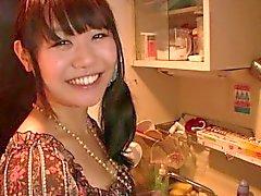 Besuch meiner asiatischen Freundin !!