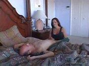 My favorite Milf Cheyenne Hunter satisfying her horny old husband