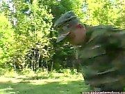 del ejército rusa el 15