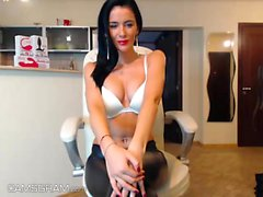 Webcam amateur Babe se masturbe sur Webcam