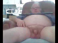 Grandpa инсульта на вебкамеру