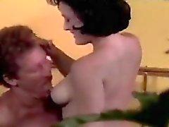 Melissa Melendez, Scott Irish in hot brunette in nylon
