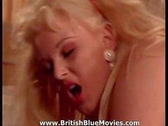Kirstyn Halborg - British Retro Anal and Pissing