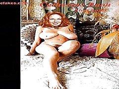 presentazione : classica tv show le attrici nudi 2 ( finto )