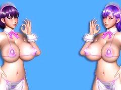 Цикл Чрезмерная доза 3D цензурой